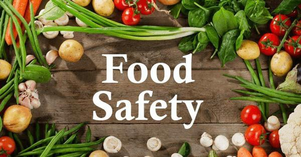 AGRITALK PODCAST: Food Safety; if food isn't safe, that's not food