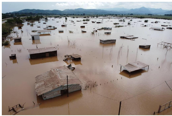 AGRITALK PODCAST: Disasters & climate change; it's real & happening right now